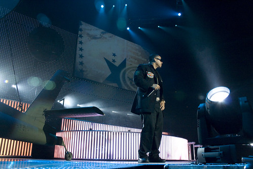 Daddy Yankee on Stage