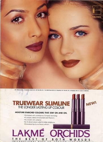 Lakme Cosmetics India Lakme Cosmetics Almay Pure Blend