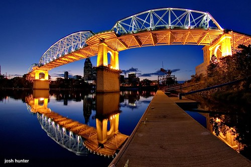 The Shelby Street Bridge