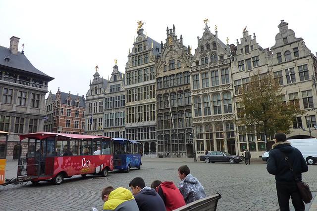 272 - Antwerpen, Anvers, Amberes