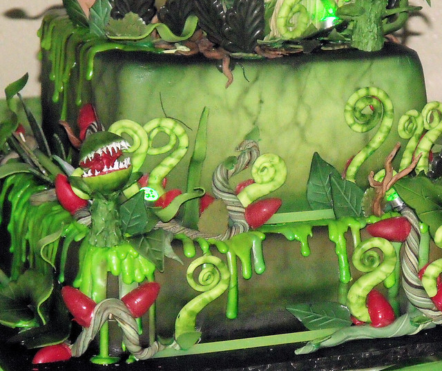 goosebumps stay out of the basement cake 2 flickr photo
