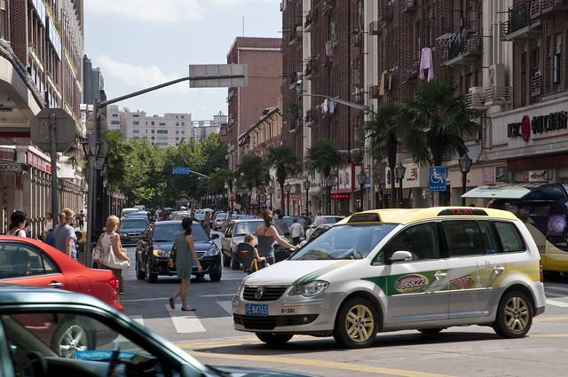 Shopping at Huaihai Road