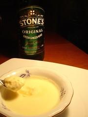 Whisky mac cream