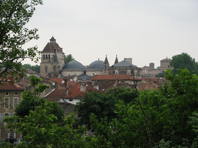 Cath drale st tienne de cahors 3 flickr photo sharing - Cathedrale saint etienne de cahors ...