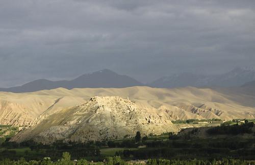 afghanistan geotagged bamiyan 20070628