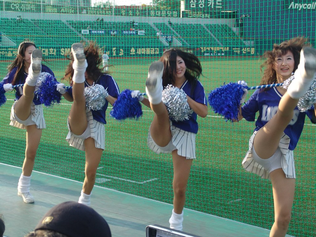 Upskirt cheerleaders pics feet