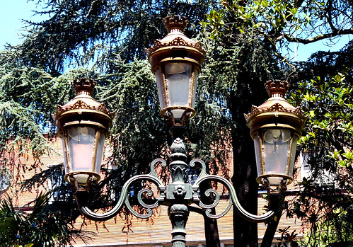 Toulouse _street lamps