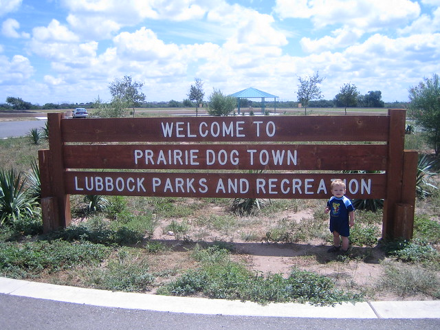Welcome to Prairie Dog Town