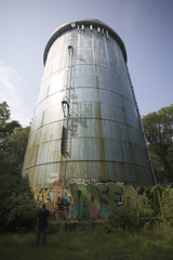 storage tank, silo, cooling tower,