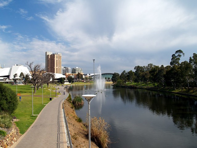 Header of Adelaide (city)