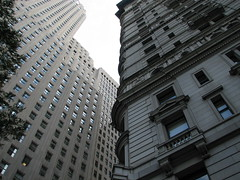 1 Wall Street and Empire Building