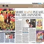 Oct.10,2010 Hindustan Times