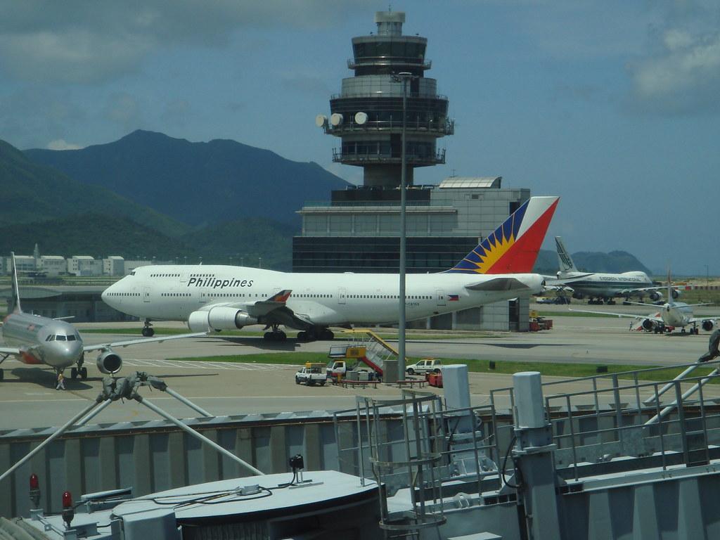 Philippine Airlines' RP-C8168: Boeing 747-400