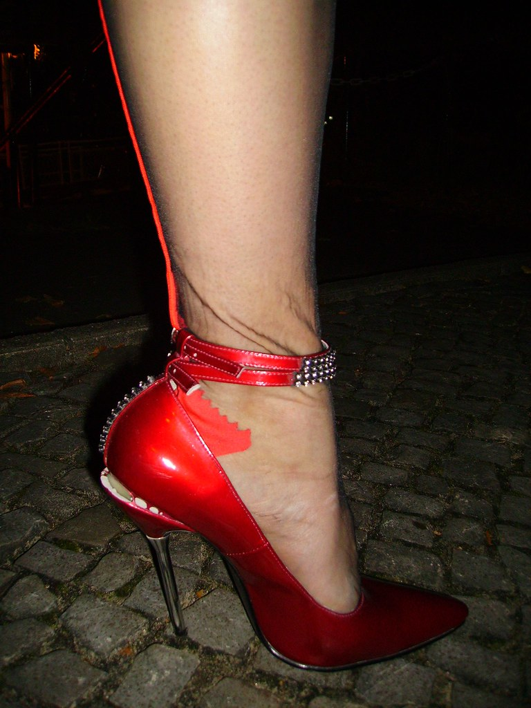 Nylons rht stockings high heels lg - 2 3