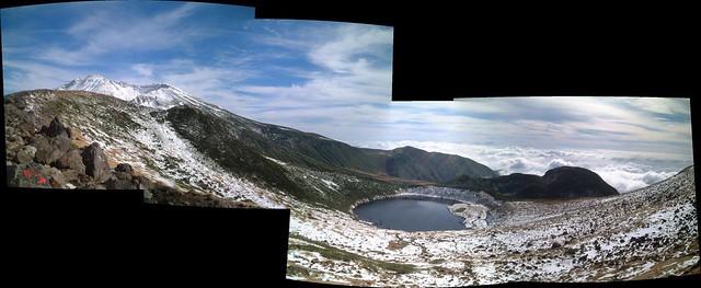 鳥海山 2003