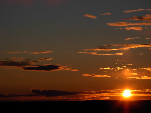 sunset patagonia argentina sunrise atardecer 2007 chubut ruta3