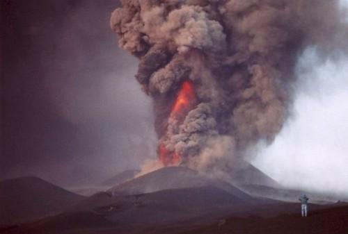 Etna, conclusa la decima eruzione dell'anno$