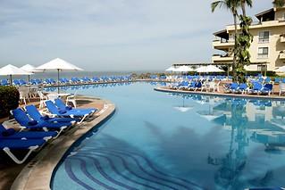 Puerto Vallarta Pool with Ocean View