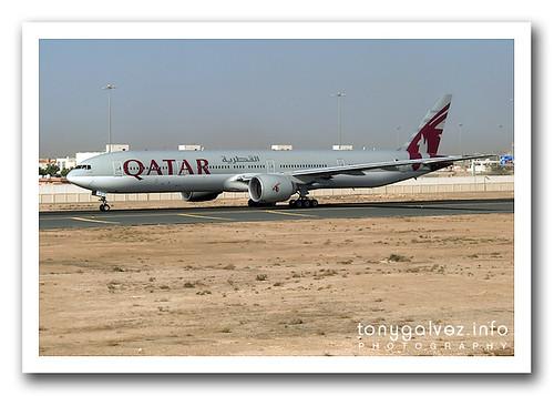 ¿Qatar Airways volando a Río de Janeiro?