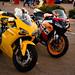 Ducati 1098 and Honda CBR 1000RR Repsol by Desert-Motors.com