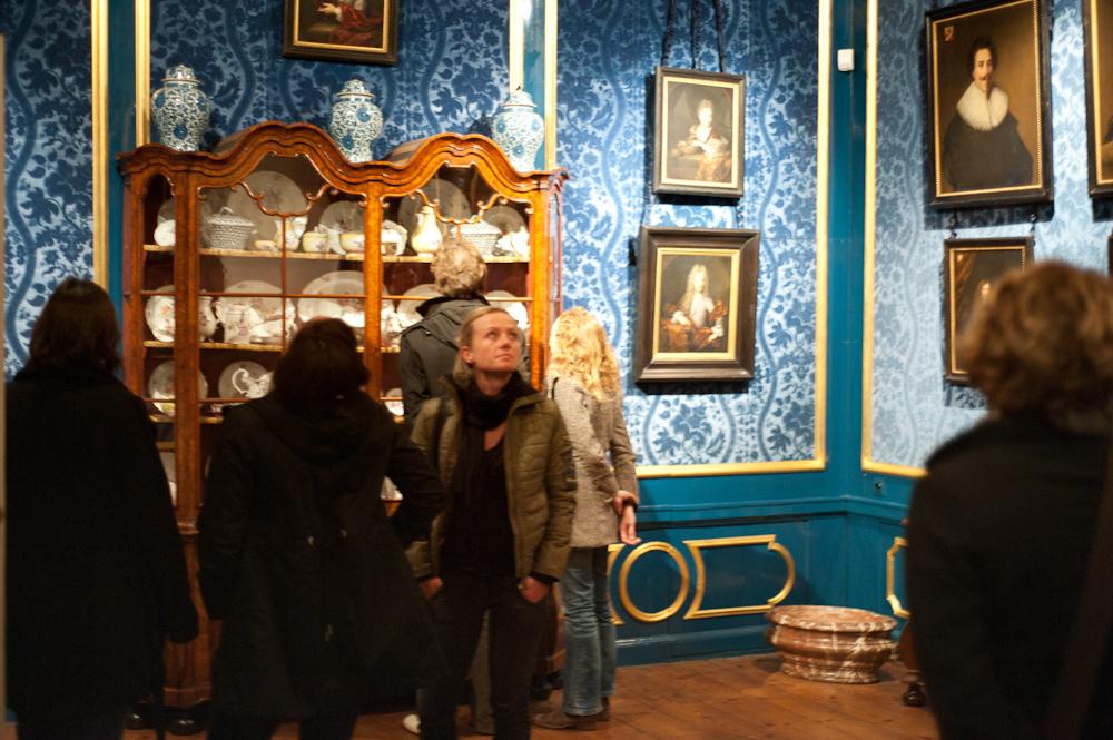 Willet-Holthuysen Müzesi ve Ziyaretçiler