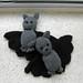 Bat One and Bat Two by Vaedri1