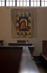 Curtain Mary