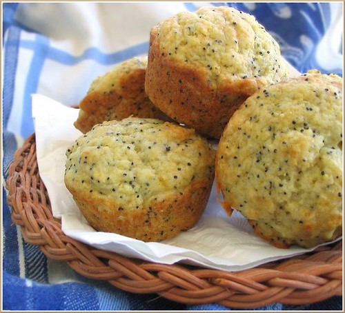 Nook & Pantry - A Food and Recipe Blog: Almond Poppy Seed ...