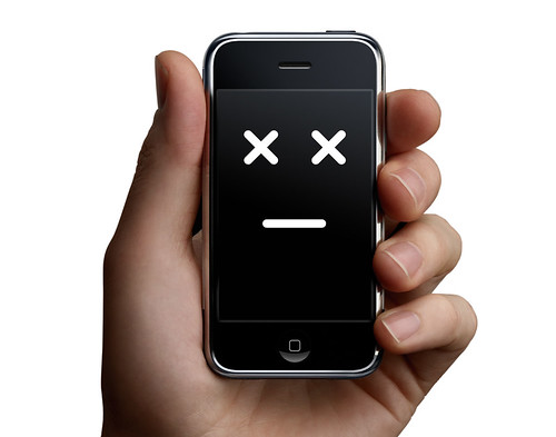 iPhone Dead
