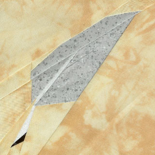 Paper Pieced Quill