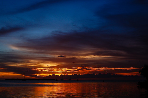 sunset florida islamorada floridakeys southflorida keylargodiverflickrcom awv
