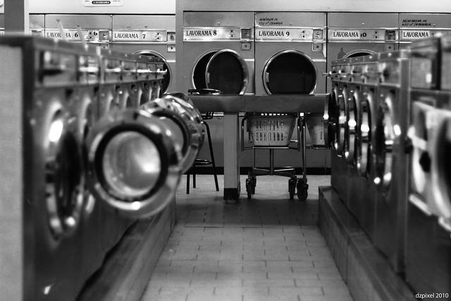Lavorama Hemispheres Laundry