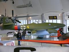Messerschmitt Me 262A-2a