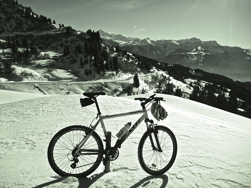 snow france alps cycling samoens jouxplane flickrexportdemo