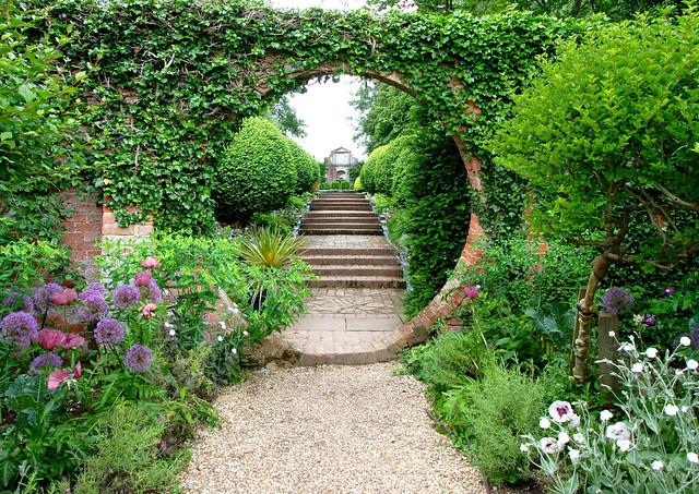 House garden pictures