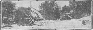 New Piney Branch bridge, 1906