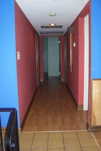"hallway ""before"""