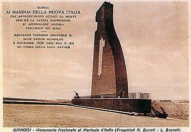 monumento al marinaio brindisi
