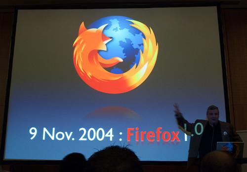 Firefox 1.0 - 9 nov 2004