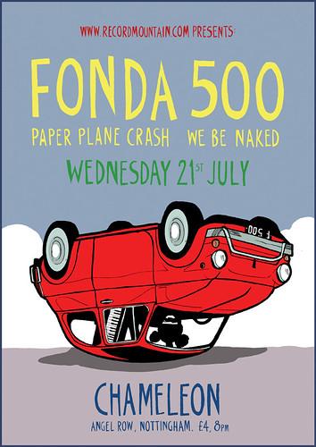 FONDA 500 by Sumlin