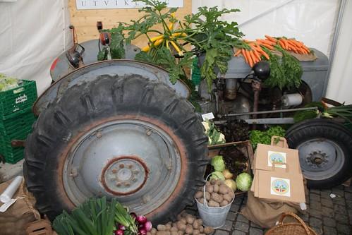 Grønt fra Frosta, Trøndersk matfestival