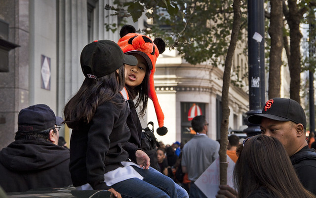 San Francisco Giants World Series Win Celebration (2010)