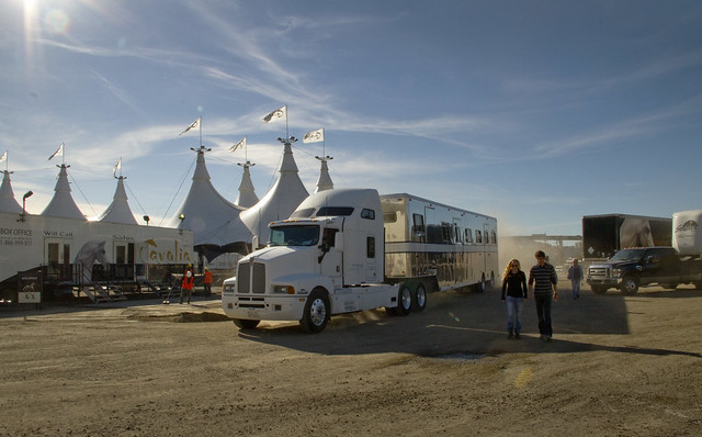 Cavalia in San Francisco (2010)