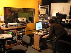 room, studio, audio engineer,