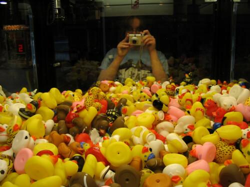 Duck Claw Machine Flickr Photo Sharing