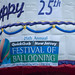 25th Annual QuickChek Festival of Balloning Banner