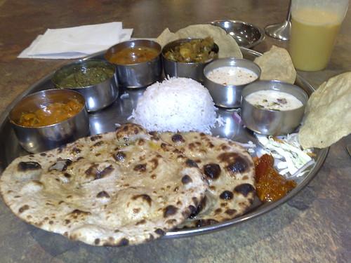 Dhanashree 39 s recipes the flavours aromas of cuisines for Authentic punjabi cuisine
