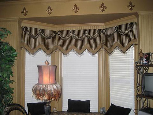 Window treatment ideas zimbio for Window treatment ideas