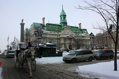 Inverno em Montreal / Winter at Montreal