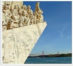 Lissabon 2010 - Padrão dos Descobrimentos (Denkmal der Entdeckungen)